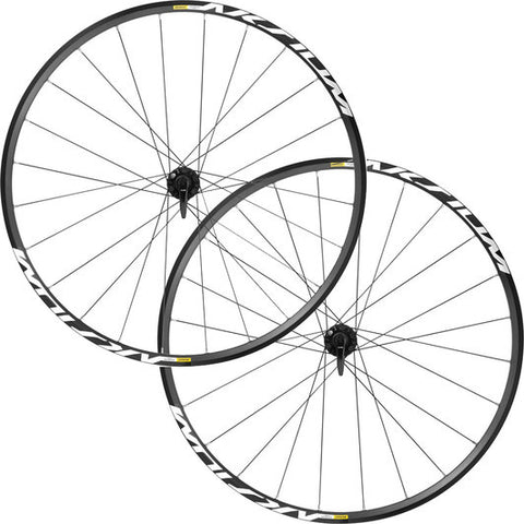 Mavic Aksium Disc Wheel Set