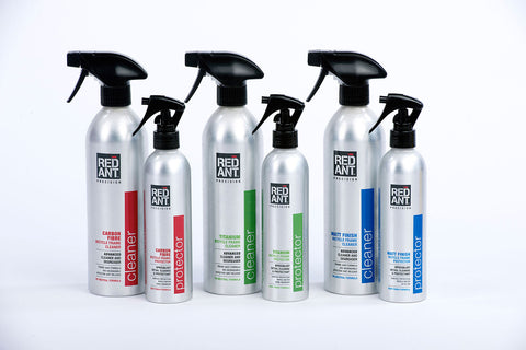 Red Ant Precision Frame Cleaning Solutions