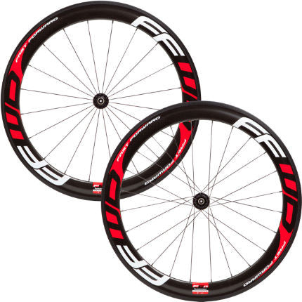 FFWD F6R full carbon clincher wheelset
