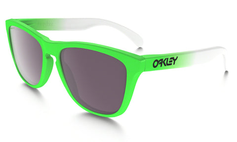 Oakley Frogskin Prizm Daily Polarized 'Green Fade' edition