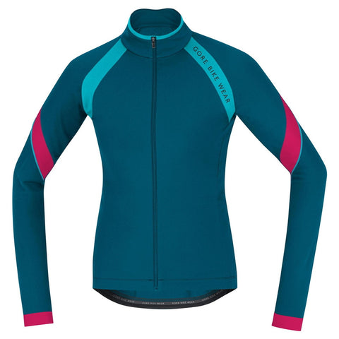 Gore Womens Power 2.0 Thermo Jersey
