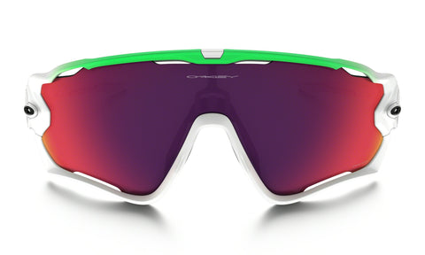 Oakley Jawbreaker Prizm Road 'Green Fade' Edition