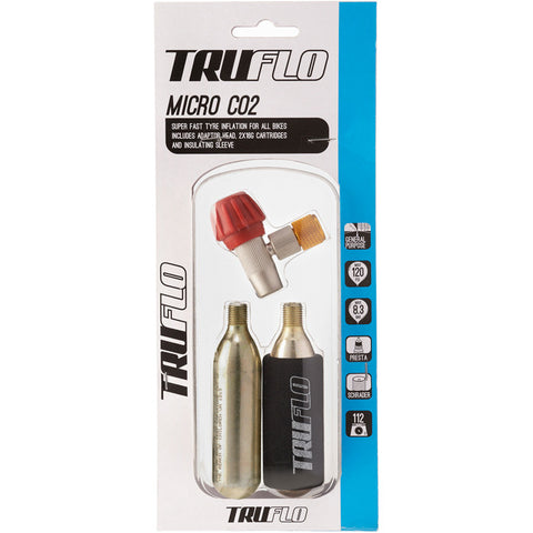 Truflo Micro CO2 (inc 2 x 16g cartridges)