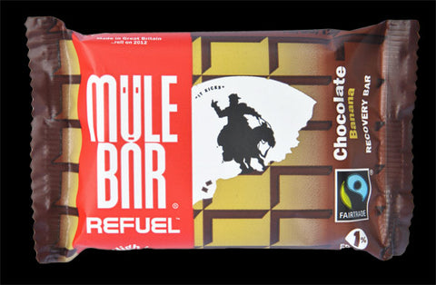 MuleBar Chocolate Banana Refuel Bar