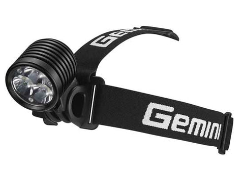 Gemini Olympia head torch 4 Cell LED system