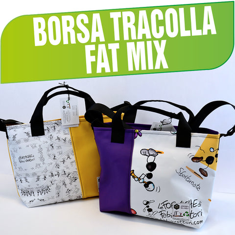 Borsa modello FAT MIX