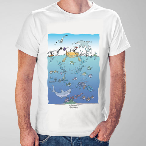 "T-shirt ""Mare"""
