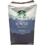 Starbucks Winter Blend Whole Bean Coffee, 1.13 kg