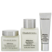 ELIZABETH ARDEN Millenium Day + Night + Eye Renewal Cream Emulsion - 3 Piece Set