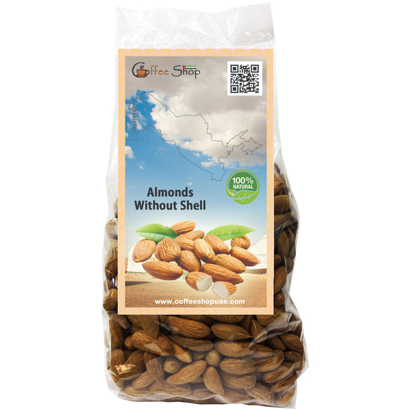 Almonds without Shell, 1 Bag