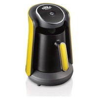 Arzum Okka Turkish Coffee Maker OK004-P Yellow/Black