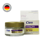CIEN VITALITY REGENERATIVE DAY CREAM WITH CALCIUM,COLLAGEN,Q10 AND SOYA OIL