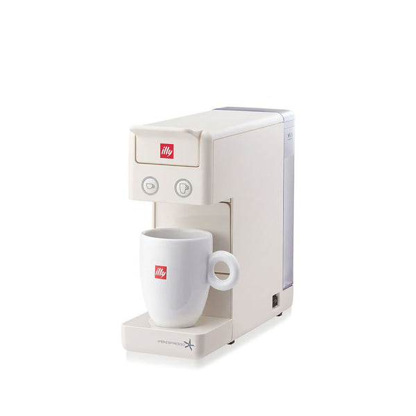 Illy Y3.3 Iperespresso nespresso Coffee Machine White