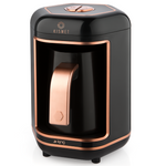 Kismet Automatic Turkish Coffee Machine Rose Gold - K 605
