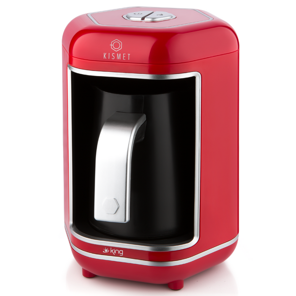 Kismet Automatic Turkish Coffee Machine Red - K 605