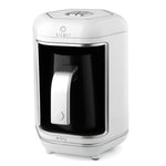 Kismet Automatic Turkish Coffee Machine White - K 605