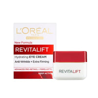 LOREAL REVITALIFT HYDRATING EYE CREAM 15ML