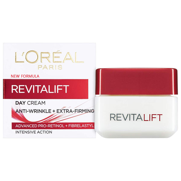 L'oreal revitalift day cream intensive action anti-wrinkle 50ml
