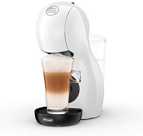 Nescafé Dolce Gusto Piccolo XS Manual Coffee Machine, Espresso, Cappuccino & More, White