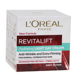 REVITALIFT HYDRATING LIGHT DAY CREAM - Anti Wrinkles