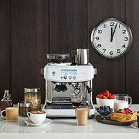 Sage Barista Pro Sea Salt espresso Coffee Machine