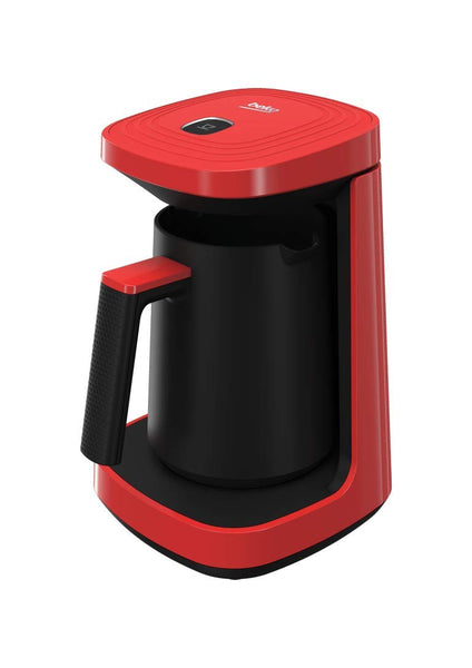 Beko Turkish Coffee Maker - TKM 2940 (Red)