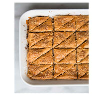 Carrot Slice Baklava with walnut,12 pieces | kadayifcizade