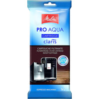 MELITTA CLARIS FOR CAFFEO WATER FILTER CARTRIDGE 6762511