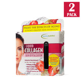 Liquid Collagen Skin Revitalization 2 x 10 -10 ml tubes