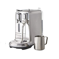Nespresso Creatista Plus Coffee Machine- Silver