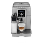 De'Longhi Compact Bean-To-Cup Coffee Machine, Silver, ECAM 23.460.S