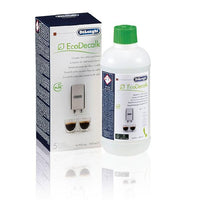 DeLonghi Decalk Natural Descaler For Coffee Machines 500 ml, White