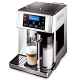 DE'LONGHI PRIMA DONNA AVANT ESAM6700 15 BAR BEAN TO CUP ESPRESSO AND CAPPUCCINO MACHINE - STAINLESS STEEL