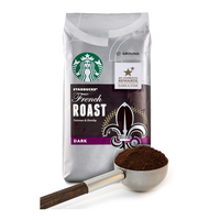Starbucks Dark French Roast Ground Coffee