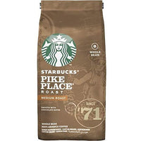 Starbucks Pike Place Medium Roast Coffee Beans (200g).