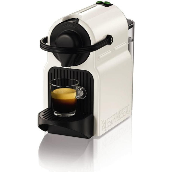 NESPRESSO INISSIA COFFEE MACHINE (WHITE).