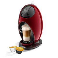 De'Longhi Nescafe Dolce Gusto Jovia Manual Coffee Machine - Red