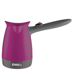 Hausgerate Kress Electric Coffee Pot KKC-102 Purple