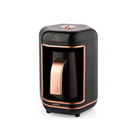 Kismet (كيسمت) Turkish coffee maker rose gold