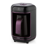 Kismet (كيسمت)Turkish coffee maker Purple