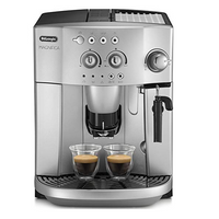 DELONGHI MAGNIFICA BEAN TO CUP ESPRESSO AND CAPPUCCINO COFFEE MAKER, SILVER, ESAM4200