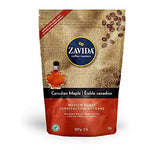 ZAVIDA CANADIAN MAPLE WHOLE BEAN COFFEE (907G).