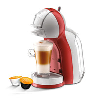 NESCAFE Dolce Gusto Mini Me Automatic Coffee Machine Grey by Krups RED