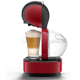Nescafe Dolce Gusto Krups Lumio Automatic Coffee Machine, Red