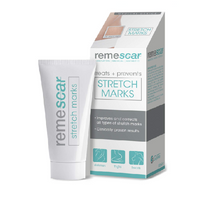 Remescar | Stretch Marks Treatment | Cream for Stretch Mark Scars | Clinically Proven Stretch Mark Prevention & Removal Cream for Thighs, Breasts & More | Pregnancy Stretch Mark Cream