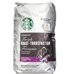 Starbucks French Dark Roast Whole Bean 100% Arabica Coffee 1.13 Kg (40 oz.)