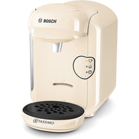 TASSIMO BOSCH VIVY 2 TAS1402GB COFFEE MACHINE, 1300 WATT, 0.7 LITRES (white)
