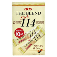 Ucc instant Japanese Coffee 114 Carry Pack Coffee