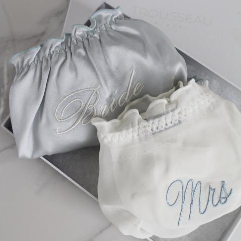 Le Trousseau Bridal Knicker Box