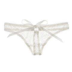Bridal Trousseau Chantilly Thong